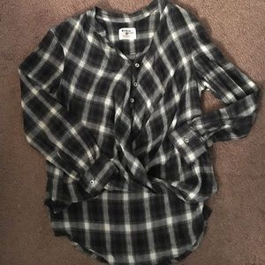 Anthropologie Holding Horses XS top